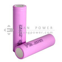 Authentic18650-26F/FM ICR battery 2600mah 3.7v li-ion rechargeable battery