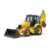 Changlin 4WD Compact Mini Backhoe Loader 630 for sale