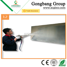 underground cross laminated film self-adhesive asphalt waterproof membrane