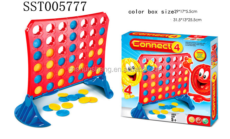 Connect four <strong>games</strong>, plastic <strong>game</strong> toys ,kids educational toys