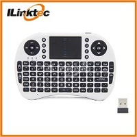 Factory price game wireless keyboard with mouse for google tv