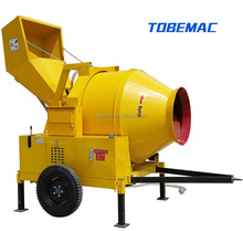 JZC350-EH electrical concrete mixer machine