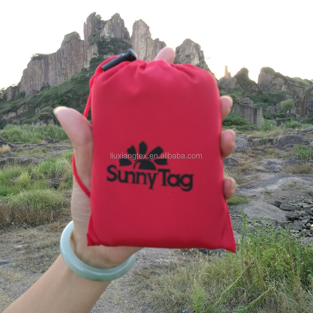 Manufacturer Directly ! Ultra Compact Pocket Blanket for Hiking (140*170cm)