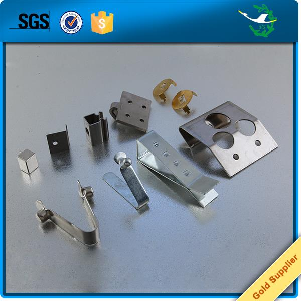 OEM cheap wholesale precise metal stamping and plating custom steel fabrication