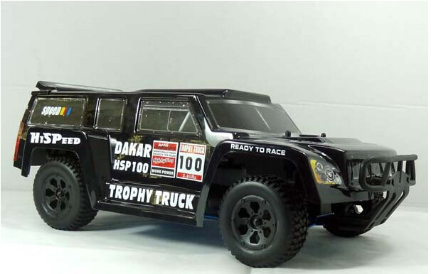 2016 new product HSP 94128 traxxas 1 10 slash 4x4 rc truck