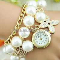 Fashion pearl bracelet watch NSBR-24520
