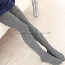 Children knitting legging wholesale clothing Girls Pants Children Pants Girls Leggings customized
