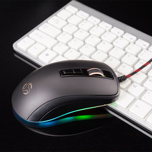 Latest computer accessories adjustable dpi 7d mouse gaming G800RGB