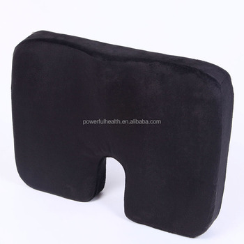 Memory Foam Seat Cushion Comfort Coccyx Orthopedic Beautiful Ock Pads Patio For Office