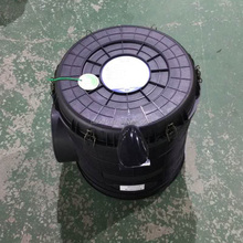heavy duty tractor/truck/tipper air cleaner assembly for XCMG/FOTON/CNHTC