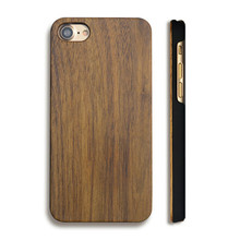 Hot Sale Wood Phone Case Cover for iPhone 7 , Wood Phone Case for iPhone 7 Case