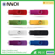 2GB 4GB 8GB 16GB 32GB 64GB 2 in 1 Micro USB+USB 2.0 OTG Flash Disk Memory Drive Swivel Model