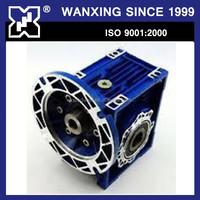 Transmission Equipment DC Electric motor Worm Speed Reducer Gear nmrv063