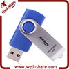 Creative swivel wood usb flash memory OEM bulk cheap usb stick 1gb 2gb 4gb 8gb 16gb thumb drive
