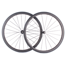 cheap bicycle wheels 38mm carbon clincher /tubular wheels 700c road bike carbon wheelset width 25mm width for road bicycle
