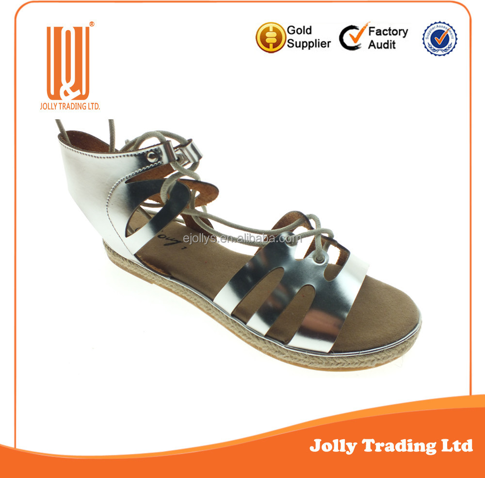 2016 New Model Summer Lady Sandals China Manufacture ...