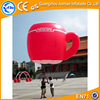 Custom cartoon helium balloon, coffee cup inflatable helium balloon for advertisement