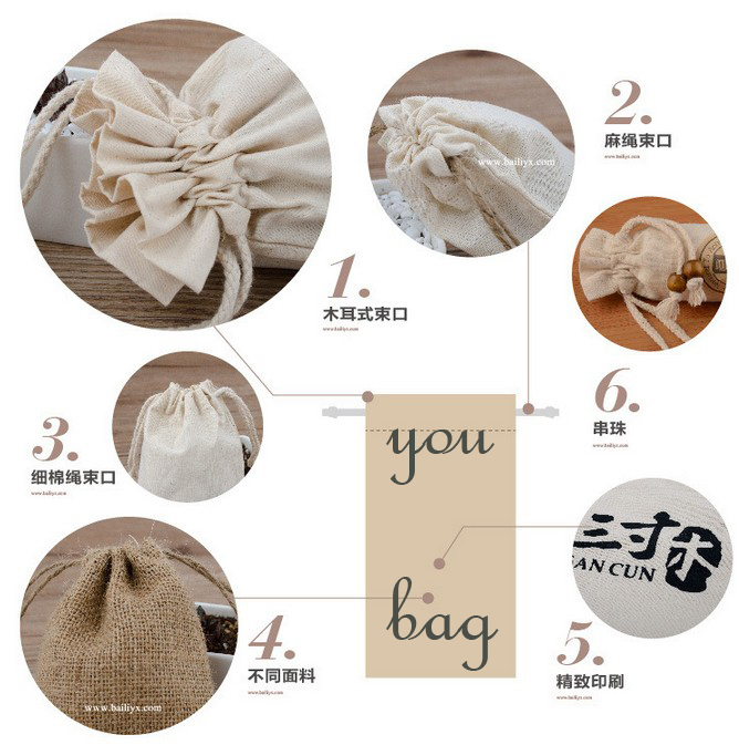 New fashion durable school backpack suit beautiful handbag customized natrual canvas bag
