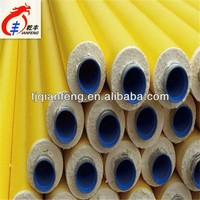 tianjin cheap yellow jacket polyurethane foam hdpe insulation steel pipe