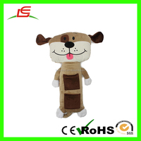 High quality 35cm super soft dog seatbelt pad plush cushion cover for car