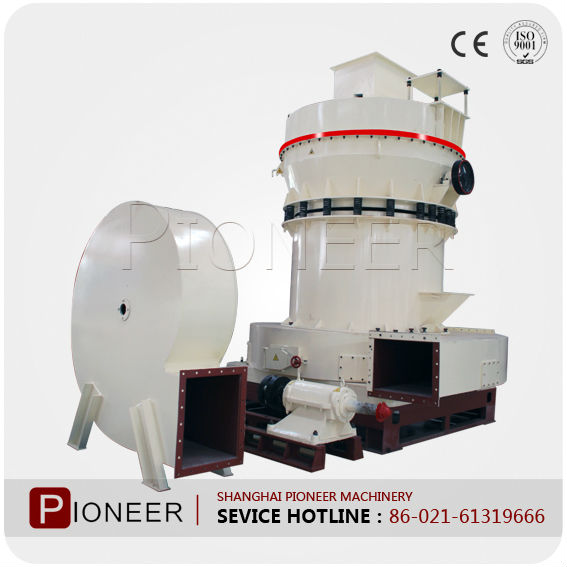 High-pressure Suspension Mill of Kexing Grinding Mill