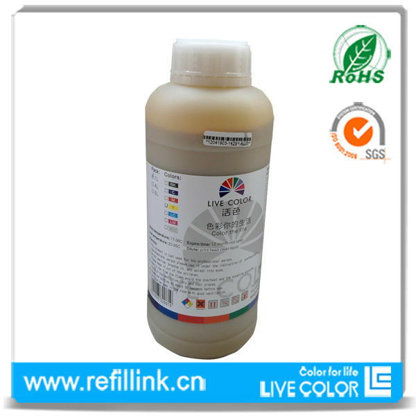LIVE COLOR high quality for hp 5500 refill bulk ink