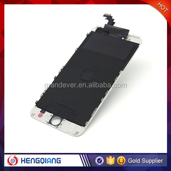 high quality lcd display and touch screen assembly for iphone 6 plus