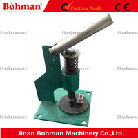 Manual Lock Hole Drilling Equipment Windows and Doors Machine
