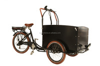 high quality 3 wheel electric cheap cargo trike for sale/passengers cargo bicycles