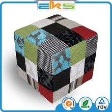 PU PVC LEATHER FABRIC HANDMADE PATCHWORK COFFEE TABLE INFLATABLE SEX IKEA FURNITURE OTTOMAN