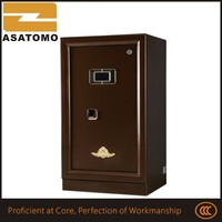 Multipurpose powder painting tempting time lock iron strong metal safe flamboyant digital safe box