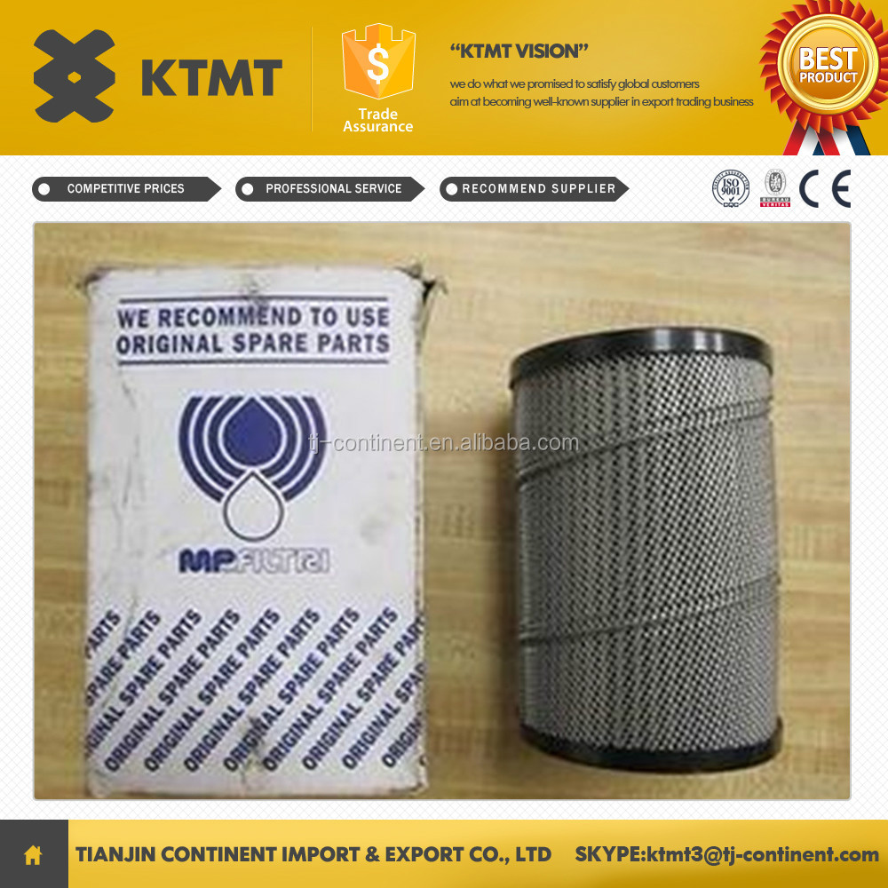 Pleated cartridge replace MF0202P10NB mp hydraulic filtri/Oil suction filter