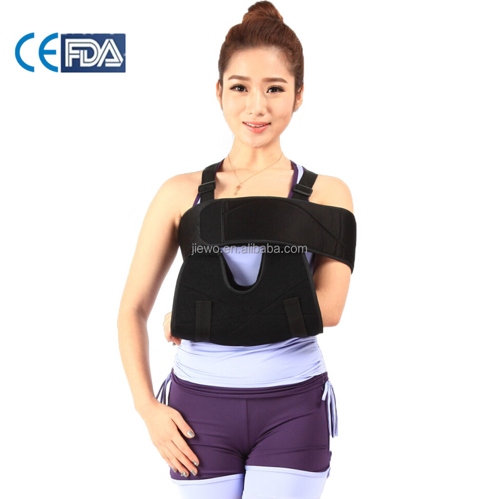 breathable arm sling ,shoulder immobilizer with CE/FDA