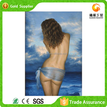 Yiwu Factory Wholesale Handmade Decoration Diy Diamond Painting Hot Sexy Nake Women