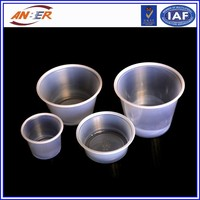 High Quality And Good Price 8 oz Pp Disposable Plastic Cup For Cupcakes Hot Drink