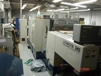1990 KOMORI Lithrone 226