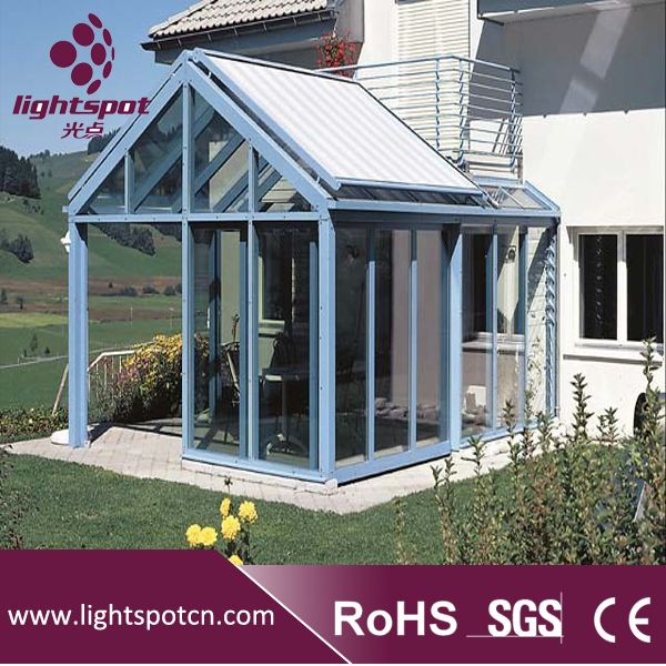 conservatory porch automatic prefab awnings outdoor balcony design