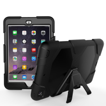 Rugged Hard PC+Soft Silicone Case Cover For iPad Mini 2