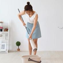 Boomjoy innovative new cleaning products 360 wring mop, self spin dring in tubular shell, with cotton and mocrofiber mop head.