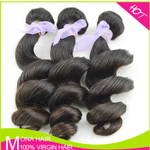 Jazz wave human hair extensions