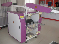 QX-H drum ribbon sublimation machine with ce certification New Condition digital foil printing machine