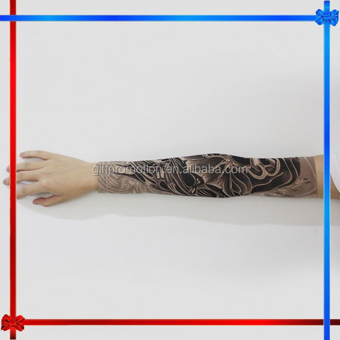 EH043 cool arm sleeve tattoo