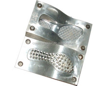 Best quality since 1980,PU shoes sole aluminum mould/PU sole injection mold used on italy machine