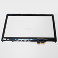 "LCDOLED 14"" Laptop Touch Screen Glass Digitizer with frame For Lenovo Flex 4-14"