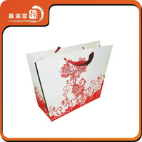 Various promotional luxury paper bag with handle