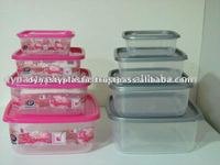 Airtight Food Grade Plastic Durable Container