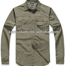 Professional Outdoor Fishing Shirts Quick dry Sport Fishing Shirts