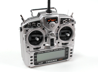 FrSky 2.4GHz ACCST TARANIS X9D/X8R PLUS Telemetry Radio System (Mode 2)