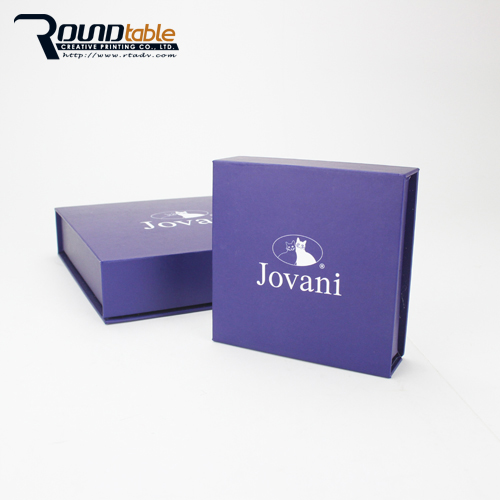 Highly Durable Cardboard Customized Jewelry Gift Packaging Boxes