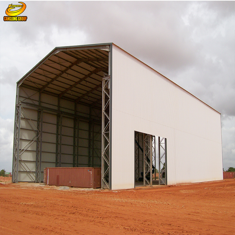 Fire proof portable shipping container modular workshop